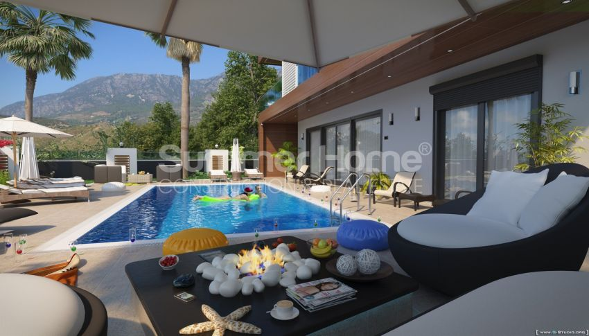 Summer Bliss Villas with Beautiful View in Alanya general - 3