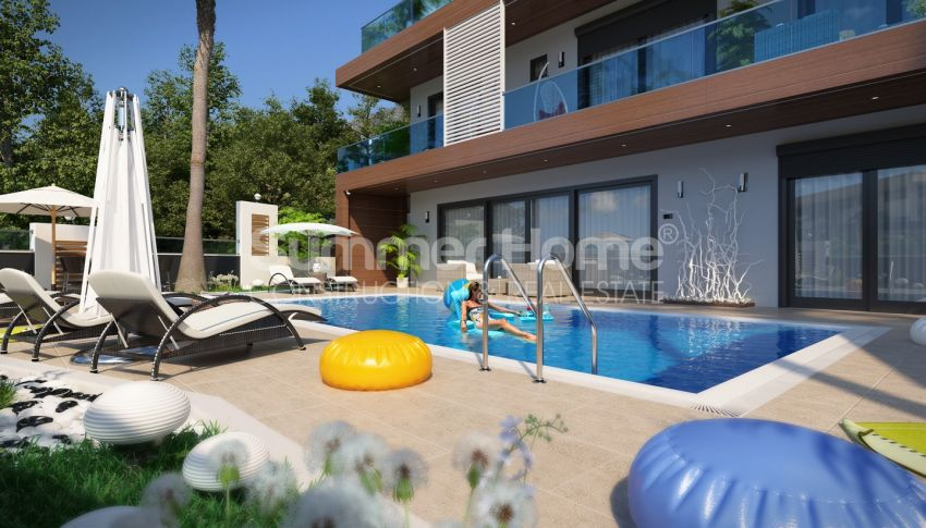 Summer Bliss Villas with Beautiful View in Alanya general - 6