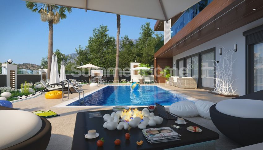 Summer Bliss Villas with Beautiful View in Alanya general - 7