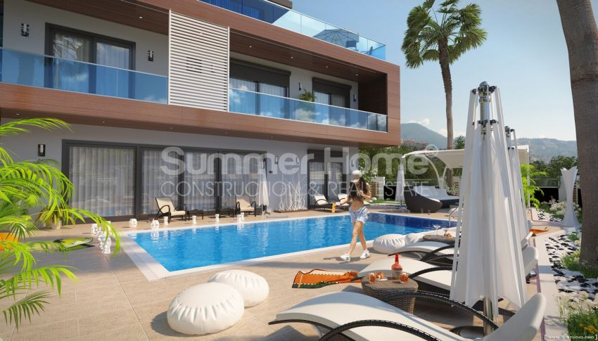 Summer Bliss Villas with Beautiful View in Alanya general - 8