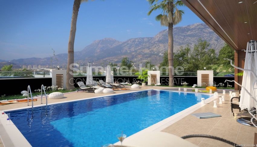 Summer Bliss Villas with Beautiful View in Alanya general - 9