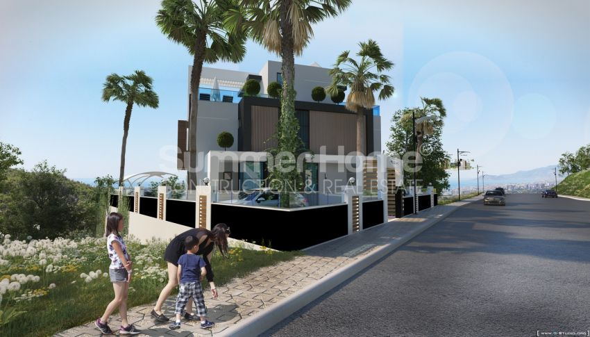 Summer Bliss Villas with Beautiful View in Alanya general - 11