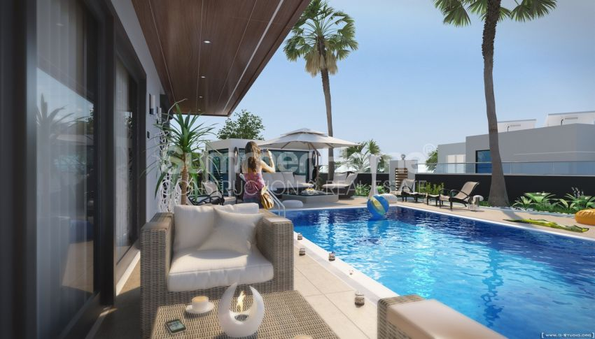Summer Bliss Villas with Beautiful View in Alanya general - 12