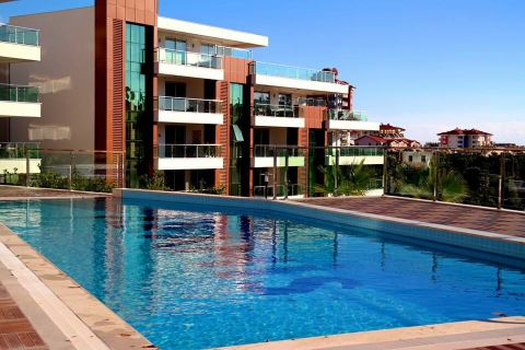 Luxurious Apartments in Attractive Area of Cikcilli, Alanya