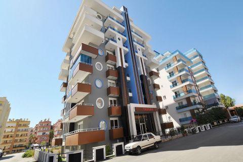 Goedkope appartement dicht bij het strand in Mahmutlar, Alanya