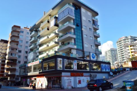 Goedkoop appartement op aantrekkelijke locatie in Mahmutlar, Alanya