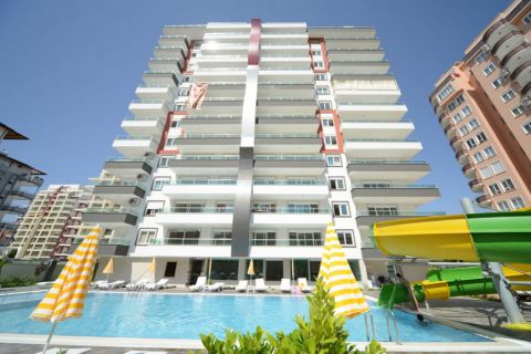 Spacious Apartments at Reasonable Prices in Mahmutlar, Alanya