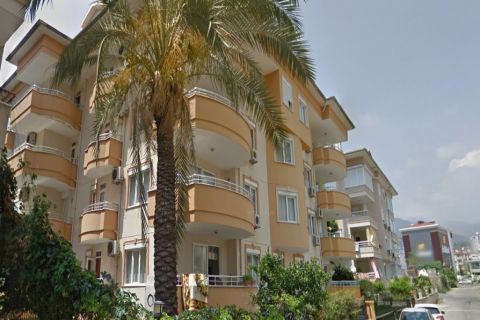 Low-Cost Apartment Close to Shopping Center in Cikcilli, Alanya