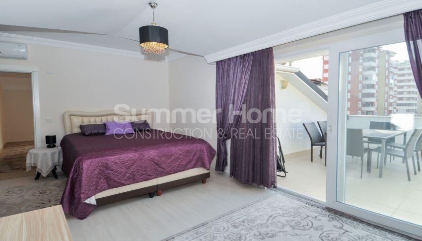 Duplex à prix raisonnable dans un quartier populaire Cikcilli à Alanya interior - 2