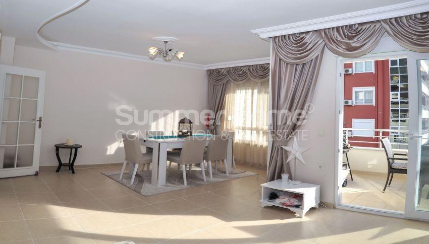 Duplex à prix raisonnable dans un quartier populaire Cikcilli à Alanya interior - 3