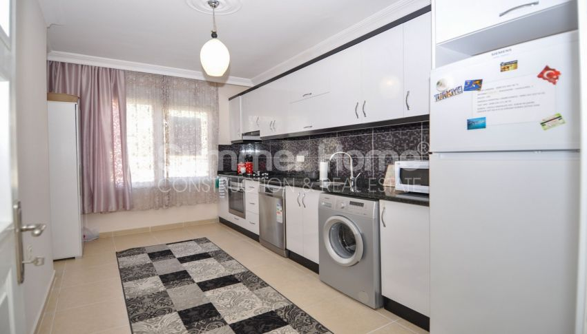 Duplex à prix raisonnable dans un quartier populaire Cikcilli à Alanya interior - 6