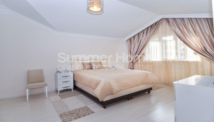 Duplex à prix raisonnable dans un quartier populaire Cikcilli à Alanya interior - 10