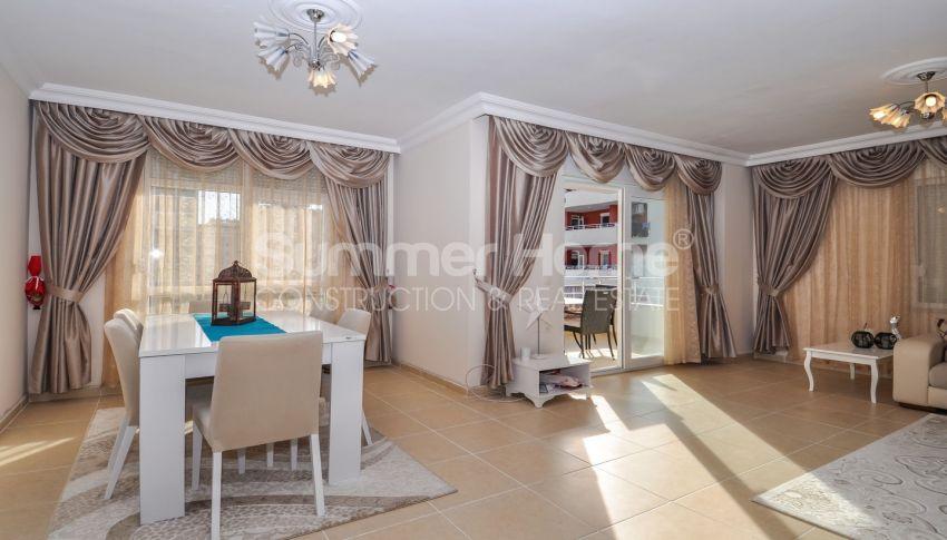 Duplex à prix raisonnable dans un quartier populaire Cikcilli à Alanya interior - 20