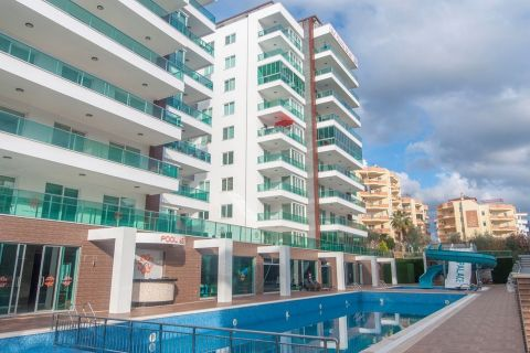 Lovely Apartment at Affordable Price in Great Location in Tosmur, Alanya