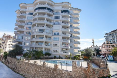 Affordable 2 Bedroom Apartment in Lovely Area of Tosmur, Alanya