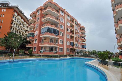 Kompletne zariadený apartmán v blízkosti pláže v Mahmutlare, Alanya