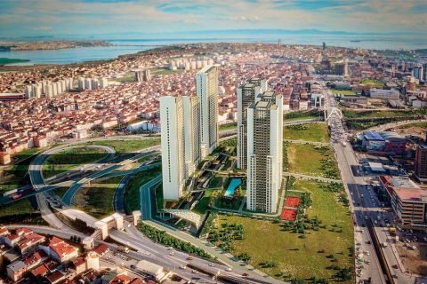Exclusive Brand-New Apartment Project in Esenyurt, Istanbul