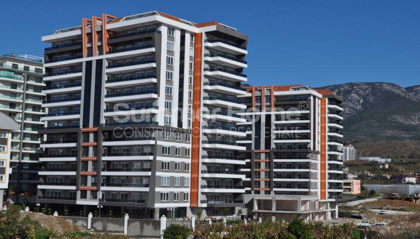آپارتمان 4 خواب بزرگ درمحله محبوب محمودلار، آلانیا general - 1