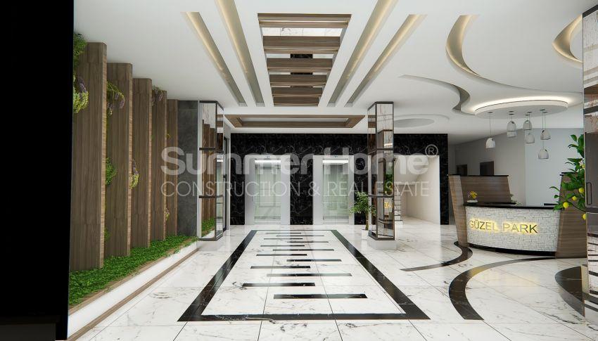 آپارتمان 4 خواب بزرگ درمحله محبوب محمودلار، آلانیا interior - 17