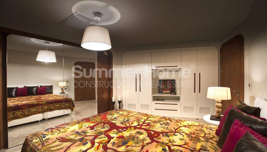 Exclusif Appartements entièrement meublés sur le front de mer Emplacement à Bodrum interior - 4