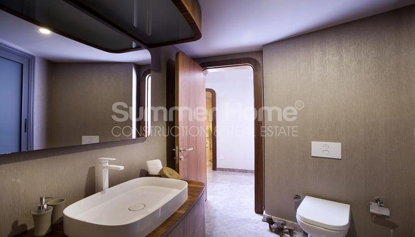 Exclusif Appartements entièrement meublés sur le front de mer Emplacement à Bodrum interior - 6