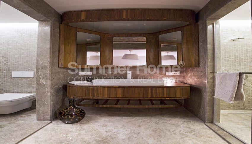 Exclusif Appartements entièrement meublés sur le front de mer Emplacement à Bodrum interior - 7
