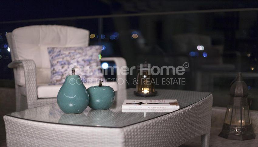 Exclusif Appartements entièrement meublés sur le front de mer Emplacement à Bodrum interior - 10