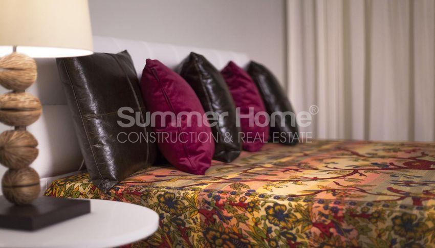 Exclusif Appartements entièrement meublés sur le front de mer Emplacement à Bodrum interior - 11