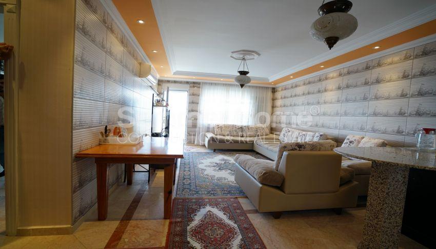 آپارتمان دو خوابه دنج در توسمور، آلانیا interior - 9
