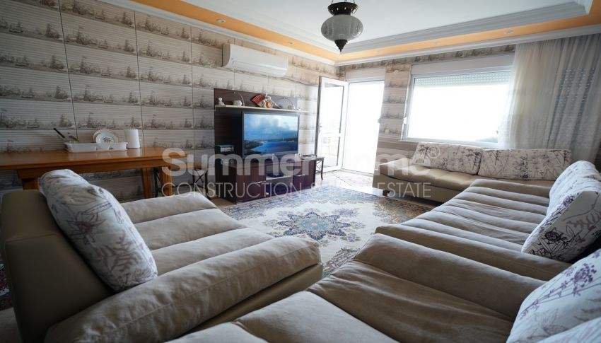 آپارتمان دو خوابه دنج در توسمور، آلانیا interior - 12