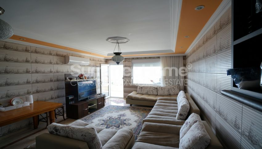 آپارتمان دو خوابه دنج در توسمور، آلانیا interior - 13