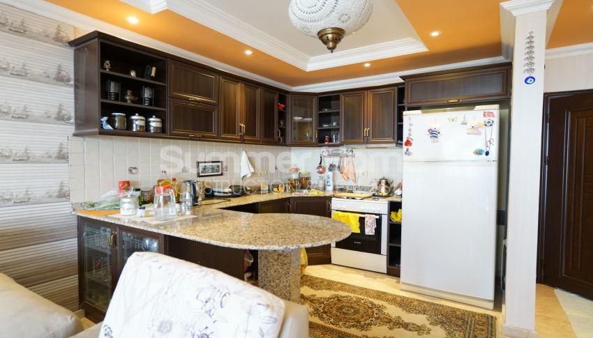 آپارتمان دو خوابه دنج در توسمور، آلانیا interior - 19
