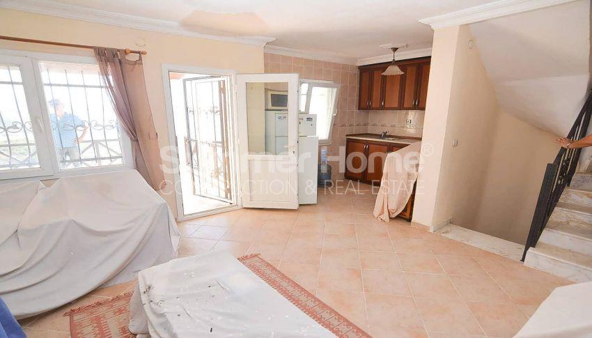 ویلا جذاب با قیمت پایین در منطقه زیبا در بودروم interior - 9