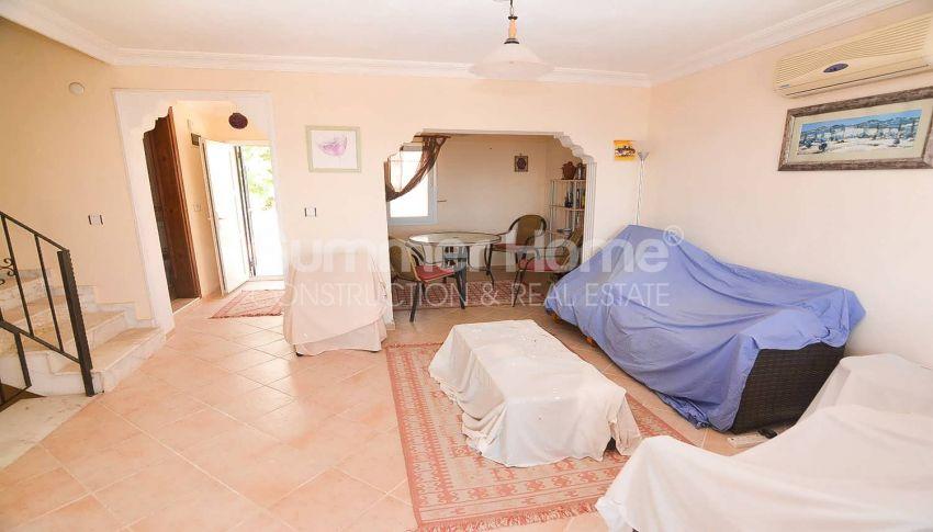 ویلا جذاب با قیمت پایین در منطقه زیبا در بودروم interior - 10