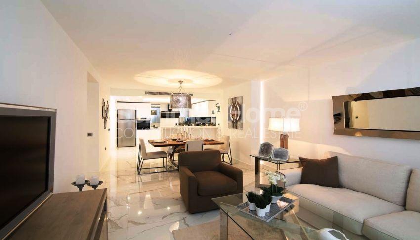 آپارتمان های شیک با منظره دریا شگفت انگیز در بودروم interior - 4