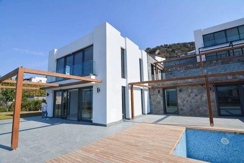 Luxe villa's met prachtig zeezicht in Bodrum