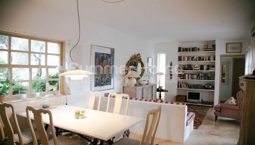 安塔利亚/卡尔坎宁静区域的五居室别墅,带全家具 interior - 11