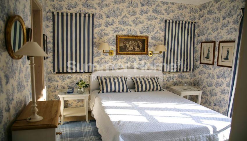 安塔利亚/卡尔坎宁静区域的五居室别墅,带全家具 interior - 12