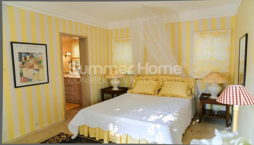 安塔利亚/卡尔坎宁静区域的五居室别墅,带全家具 interior - 13