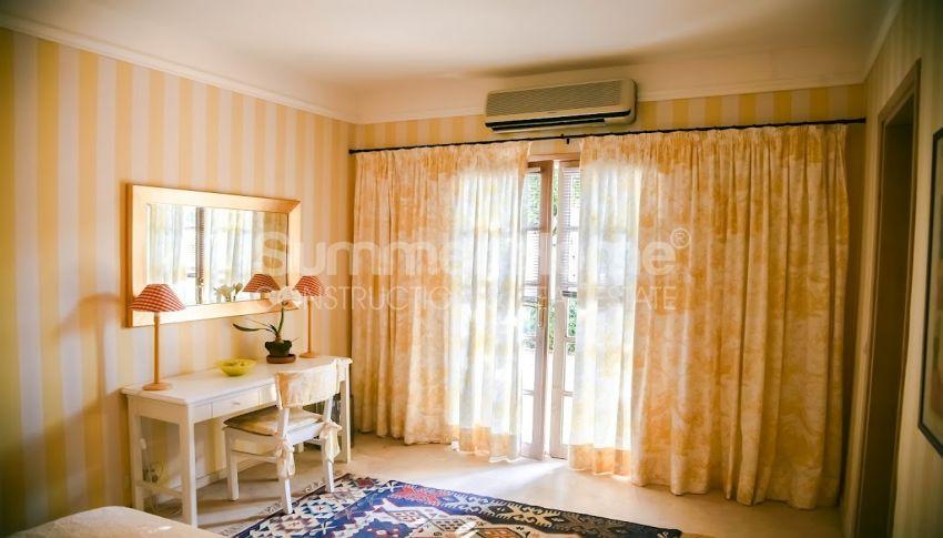 安塔利亚/卡尔坎宁静区域的五居室别墅,带全家具 interior - 14