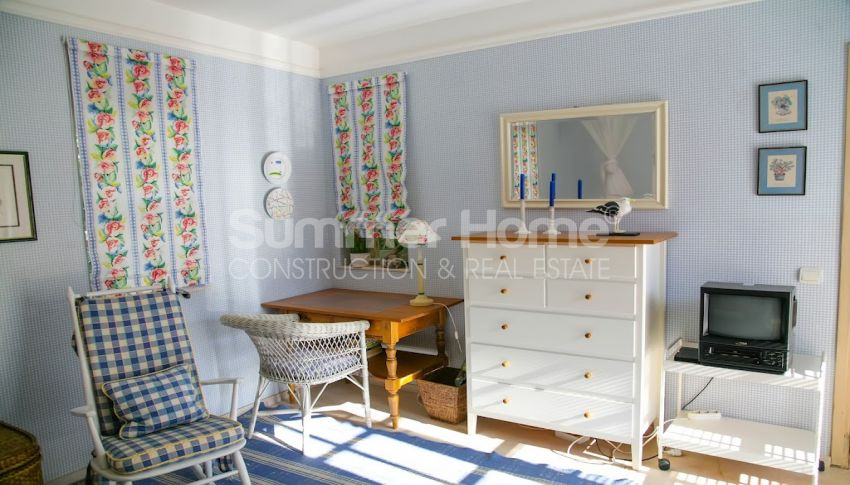安塔利亚/卡尔坎宁静区域的五居室别墅,带全家具 interior - 16