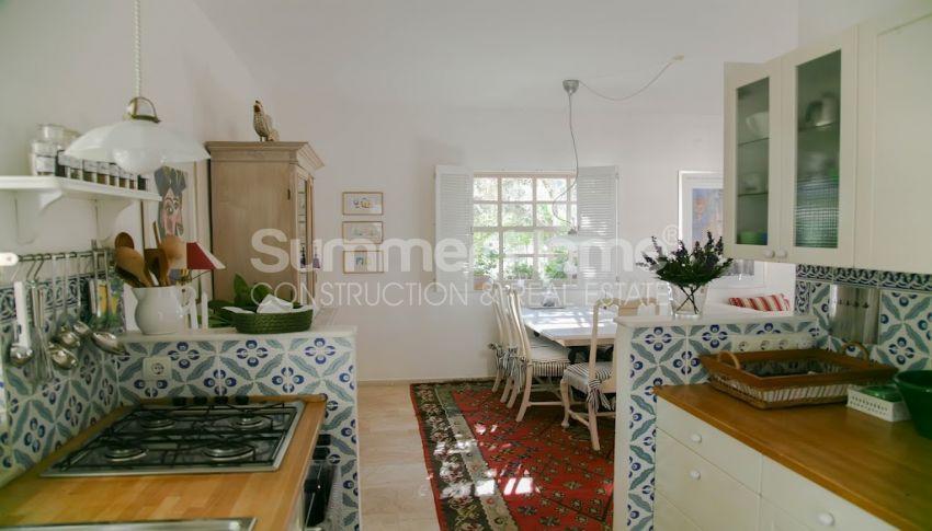 安塔利亚/卡尔坎宁静区域的五居室别墅,带全家具 interior - 17