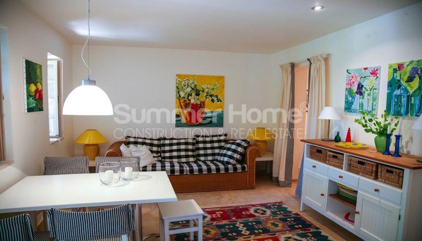 安塔利亚/卡尔坎宁静区域的五居室别墅,带全家具 interior - 18