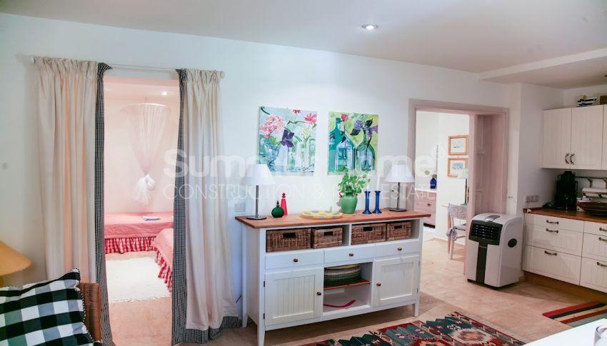安塔利亚/卡尔坎宁静区域的五居室别墅,带全家具 interior - 19