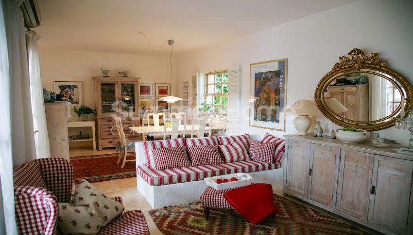 安塔利亚/卡尔坎宁静区域的五居室别墅,带全家具 interior - 20