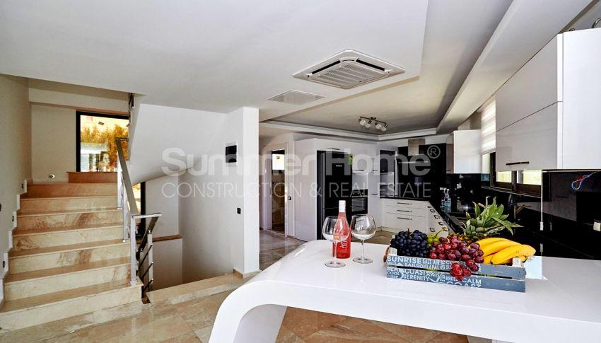 安塔利亚/卡尔坎山坡位置的设计独特的别墅,隐秘性好 interior - 8