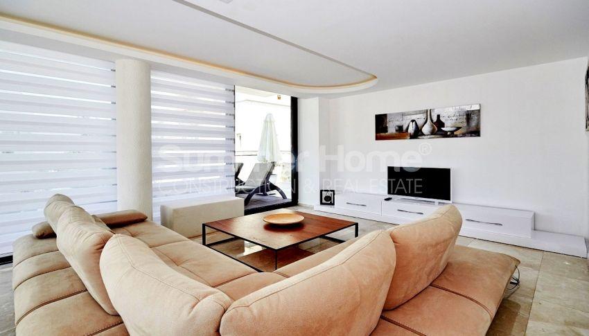 安塔利亚/卡尔坎山坡位置的设计独特的别墅,隐秘性好 interior - 10