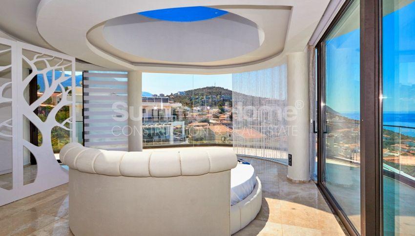 安塔利亚/卡尔坎山坡位置的设计独特的别墅,隐秘性好 interior - 11