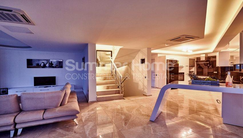 安塔利亚/卡尔坎山坡位置的设计独特的别墅,隐秘性好 interior - 16