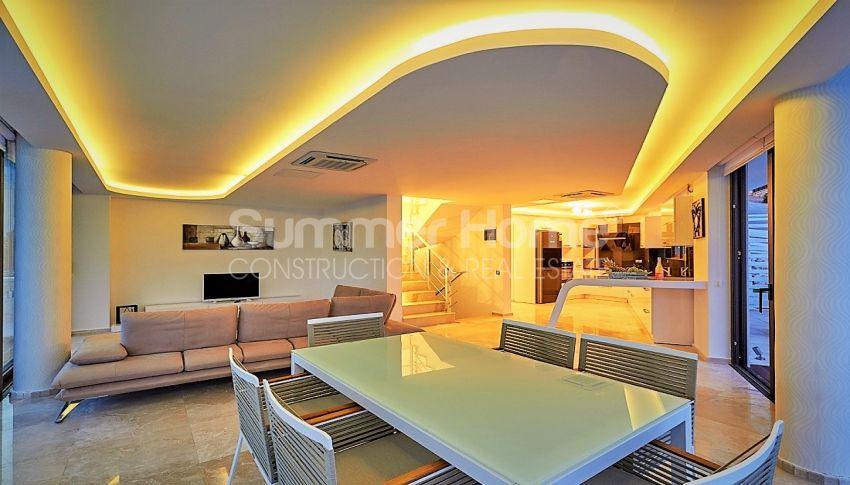 安塔利亚/卡尔坎山坡位置的设计独特的别墅,隐秘性好 interior - 18